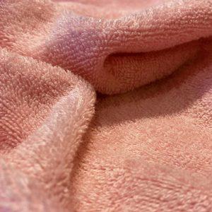 RIZO 100% ALGODÓN ORGÁNICO rosa bebé