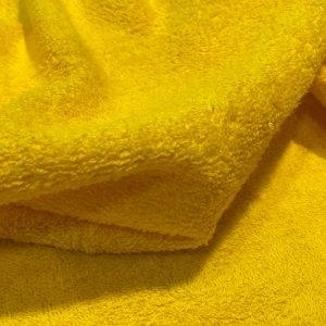 RIZO 100% ALGODÓN ORGÁNICO amarillo fuerte